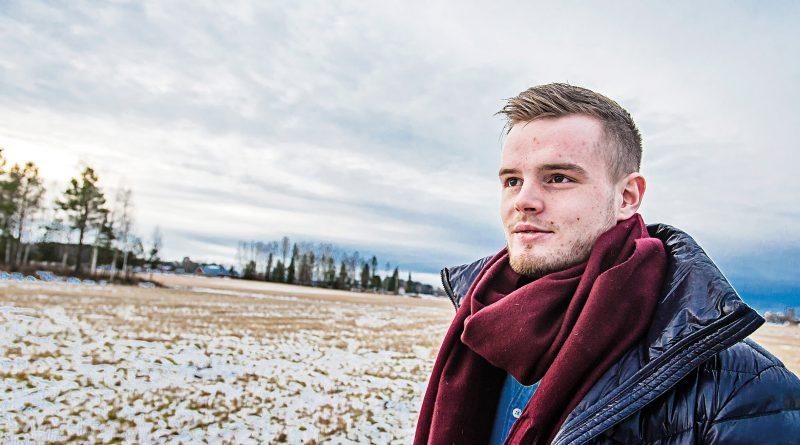 Mattias Åhman brinner för det nordiska köket!